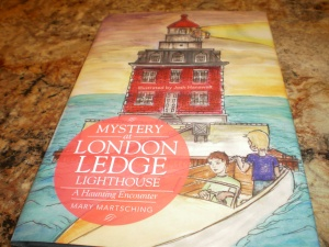 My second book in my Lighthouse Series Books!