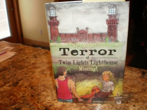 My third book in my Lighthouse Series Book.